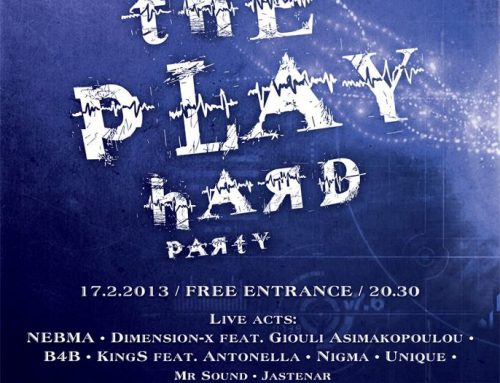 Play Hard Party
