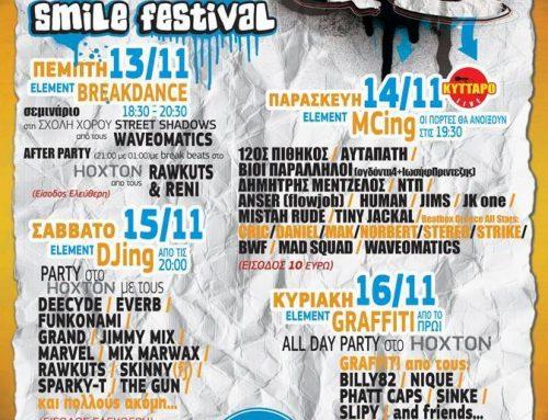 3rd Hip Hop Smile Festival